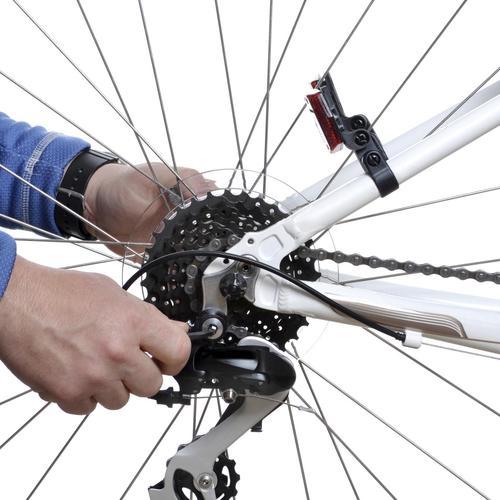 Changer un rayon de vélo