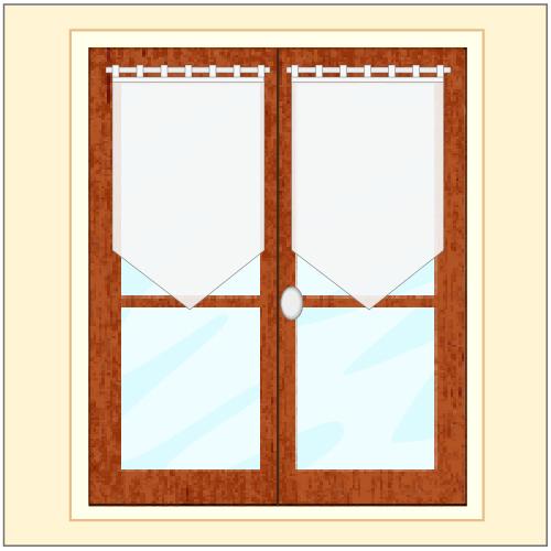 Poser une barre de vitrage ooreka - Poser une barre a rideaux ...