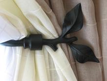 pince rideau infos et prix sur les pinces rideaux. Black Bedroom Furniture Sets. Home Design Ideas