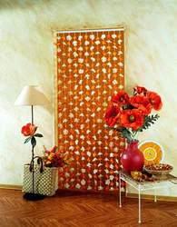 D coration rideau de porte for Rideau decoratif porte