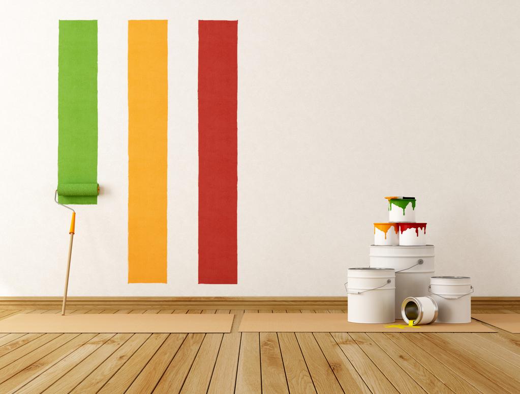Peinture pour chambre de bébé : couleurs   ooreka