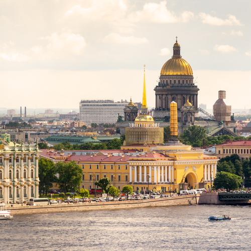 Formalités pour un voyage en Russie