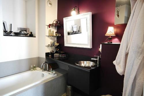 Salle de bain accessoires et meubles de salle de bain - Photo de salle de bain moderne ...
