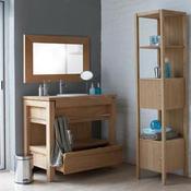 fabriquer un meuble de salle de bain en carton - Fabriquer Meuble Salle De Bain