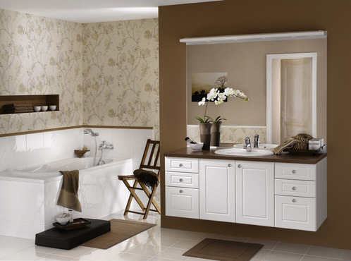 photo guide de la salle de bain antan oriental. Black Bedroom Furniture Sets. Home Design Ideas