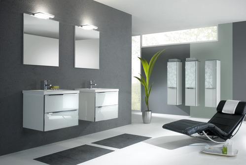 Photo guide de la salle de bain confortable for Photos salle de bain design