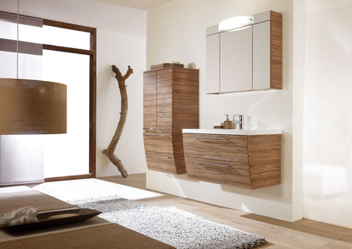 Photo guide de la salle de bain naturelle for Salle de bain design bois