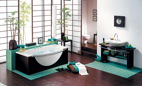 Salle de bain accessoires et meubles de salle de bain for Ambiance salle de bains