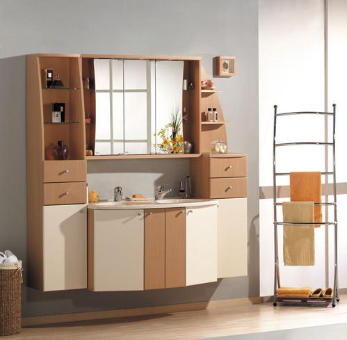 Salle de bain accessoires et meubles de salle de bain - Vers de salle de bain ...