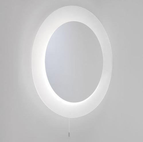 photo guide de la salle de bain mirroir lampe fluorescente. Black Bedroom Furniture Sets. Home Design Ideas