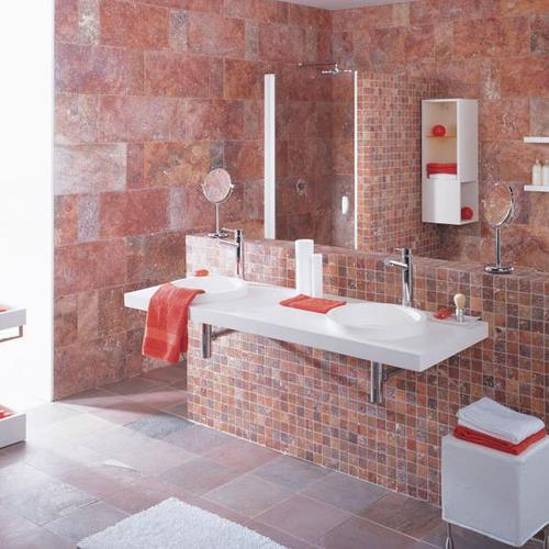 Sol salle de bain : infos et conseils sur le sol en marbre