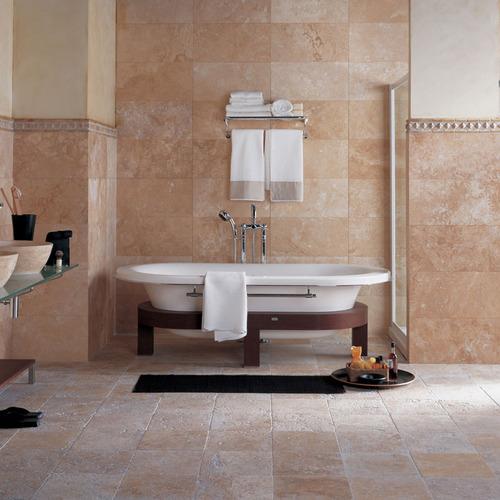 sol salle de bain infos et conseils sur le sol en marbre. Black Bedroom Furniture Sets. Home Design Ideas