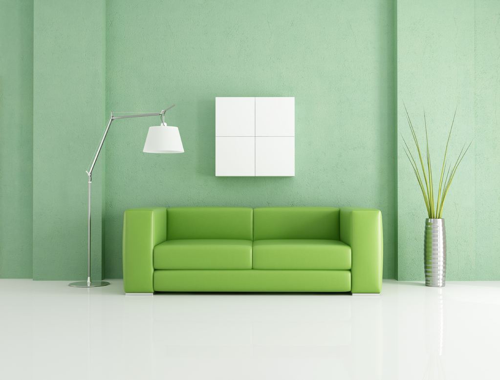 couleur vert amande peinture conseils et id es d co ooreka. Black Bedroom Furniture Sets. Home Design Ideas
