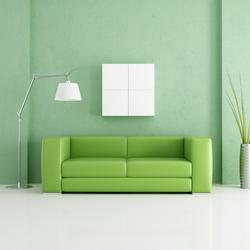 Peinture le sujet d crypt la loupe - Vert amande peinture ...