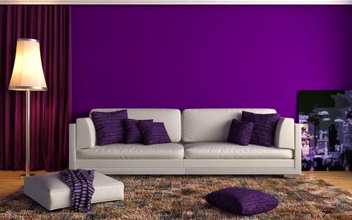 Couleur Violet Conseils Deco Peinture Mobilier Ooreka