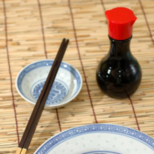 Enlever une tache de sauce asiatique