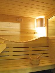 Sauna bois tout sur les mat riaux de construction du sauna for Fabrication sauna interieur