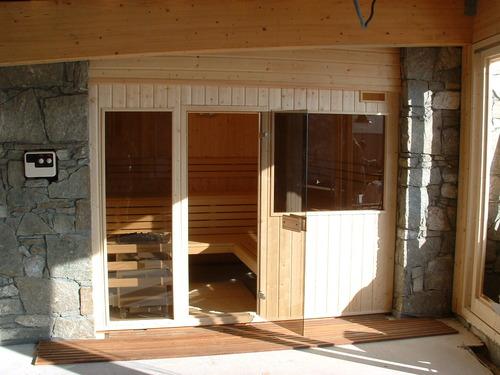 Sauna exterieur infos et prix sur le sauna d ext rieur for Sauna d exterieur