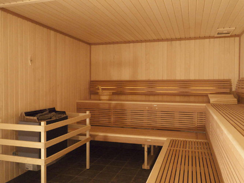 sauna lectrique ooreka. Black Bedroom Furniture Sets. Home Design Ideas
