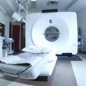 Photo d'un scanner abdominal
