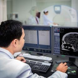 Atrophie cortico sous-corticale