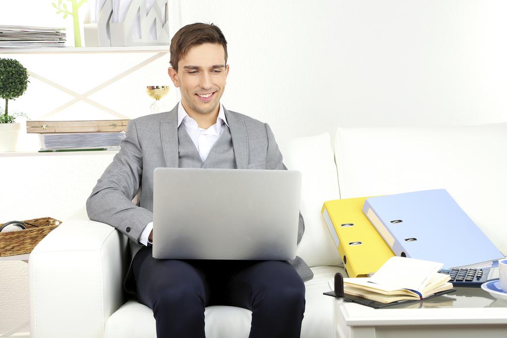 Gestion d 39 un bien immobilier usage mixte passer par for Auto entrepreneur chez soi