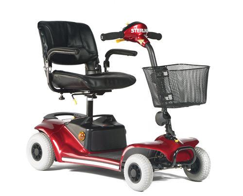 photo scooter lectrique scooter lectrique pour mobilit r duite. Black Bedroom Furniture Sets. Home Design Ideas