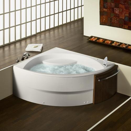 Bien choisir sa baignoire ooreka - Montage baignoire d angle ...