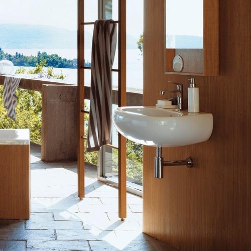 Salle de bain mat riaux verre bois beton etc for Materiaux salle de bain