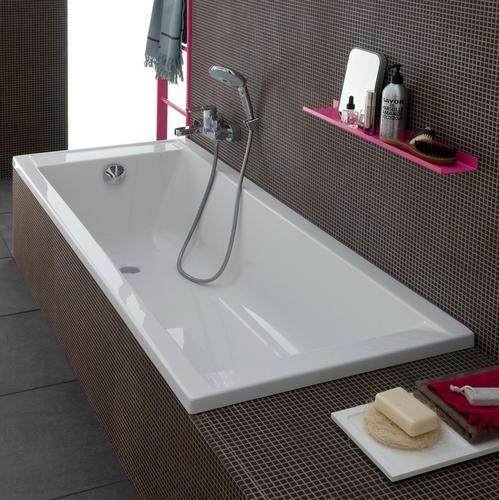 Baignoire salle de bain infos et conseils - Poids baignoire fonte ...