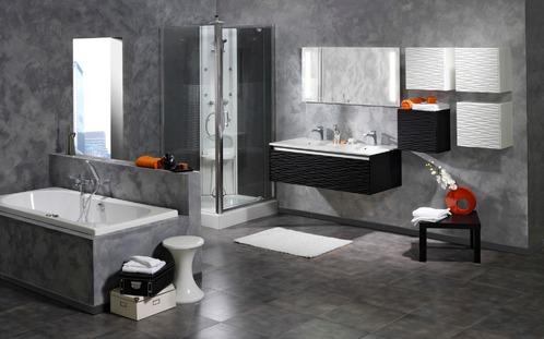 Devis de salle de bain pr voir tous les postes ooreka - Les photos de salle de bain ...