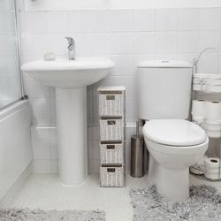 Meuble wc pas cher