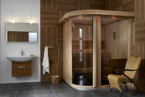 salle de bain sauna - Salle De Bain Avec Sauna