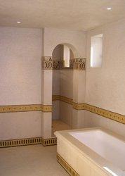 Salle de bain en tadelakt : infos et conseils
