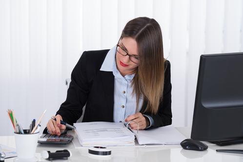Secrétaire comptable : formation et rémunération - Ooreka