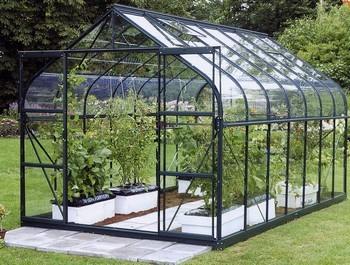 serre infos et prix des serres de jardin en acier. Black Bedroom Furniture Sets. Home Design Ideas