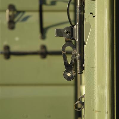 Sécurité: une clé pour ouvrir les volets?