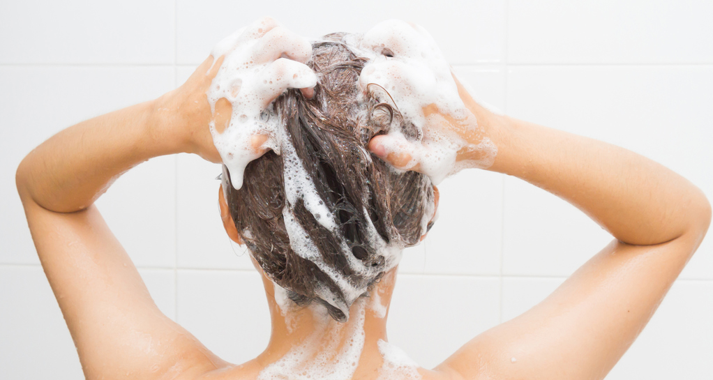 Shampoing antifongique