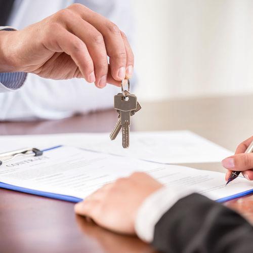 Remplir un contrat de location