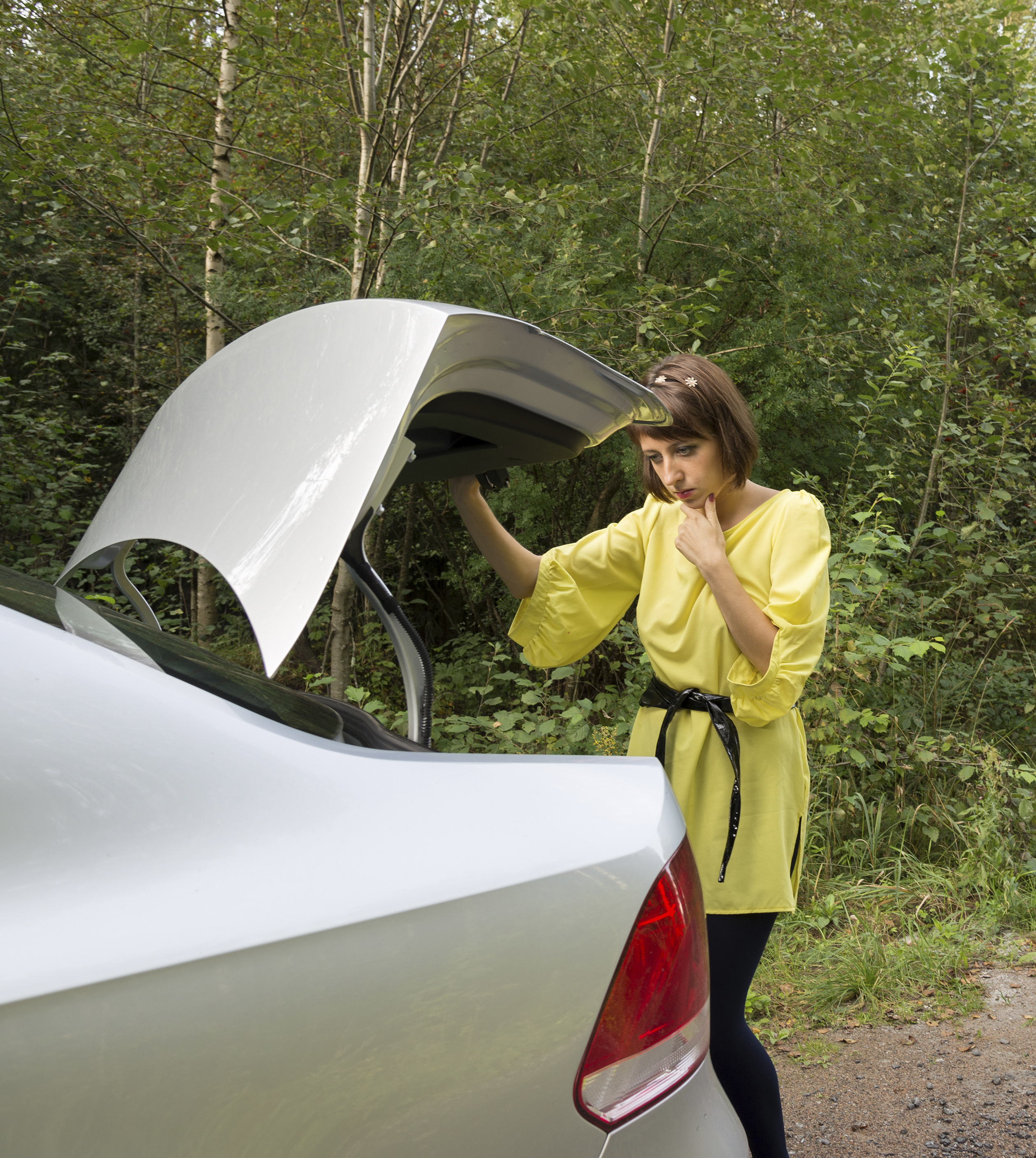 Durite de retour lhm pour suspension hydraulique Citroën xantia c5 xm