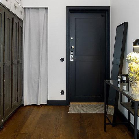 D co atelier 11 id es pour votre int rieur ooreka for Peindre une entree et un couloir