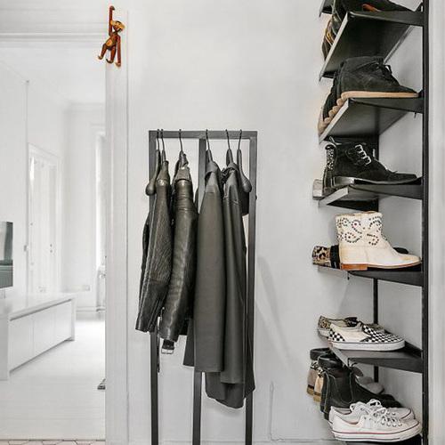 9 astuces pour organiser dressing et armoire ooreka. Black Bedroom Furniture Sets. Home Design Ideas