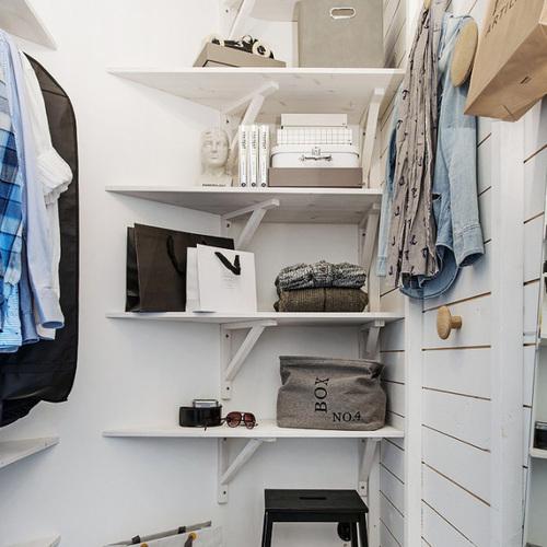 comment ranger son dressing ou son armoire 9 astuces ooreka. Black Bedroom Furniture Sets. Home Design Ideas