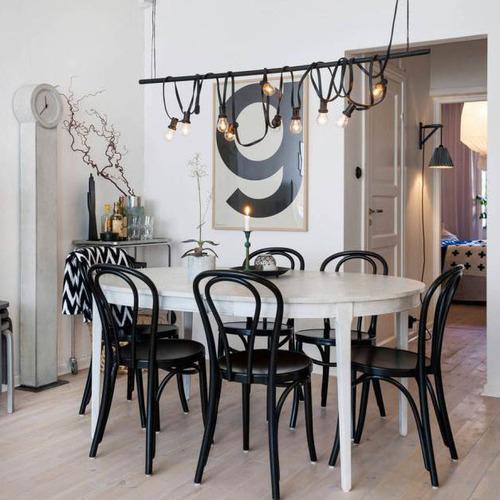 d co scandinave 12 id es pour votre int rieur ooreka. Black Bedroom Furniture Sets. Home Design Ideas