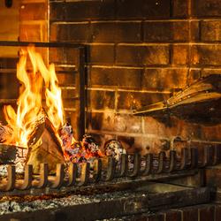 Soufflet de cheminée
