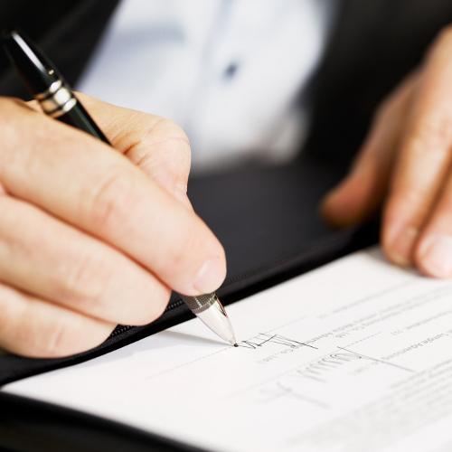 Souscrire un contrat de protection juridique