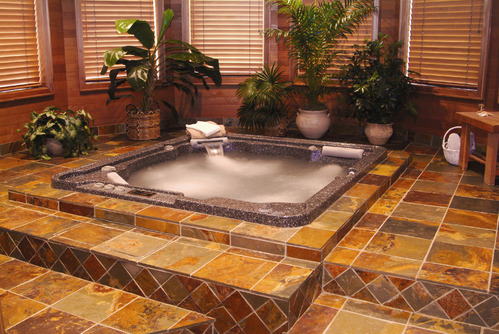 spa enterr infos sur la pose d un spa enterr. Black Bedroom Furniture Sets. Home Design Ideas