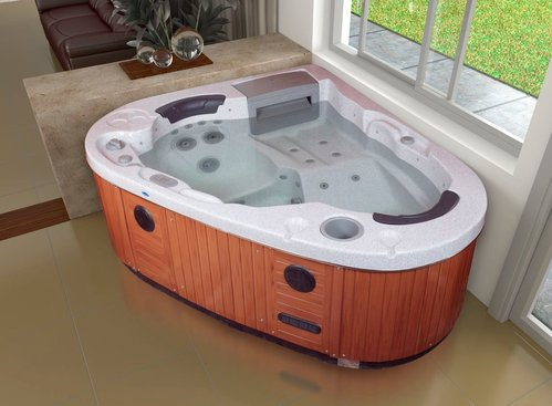 Spa int rieur infos sur l installation d un spa interieur for Amenagement spa interieur