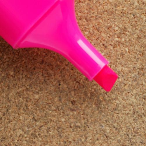 Enlever une tache de fluo ou surligneur