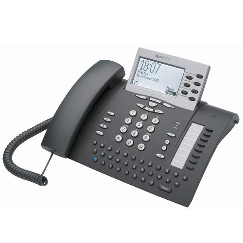 Standard téléphonique répondeur analogique